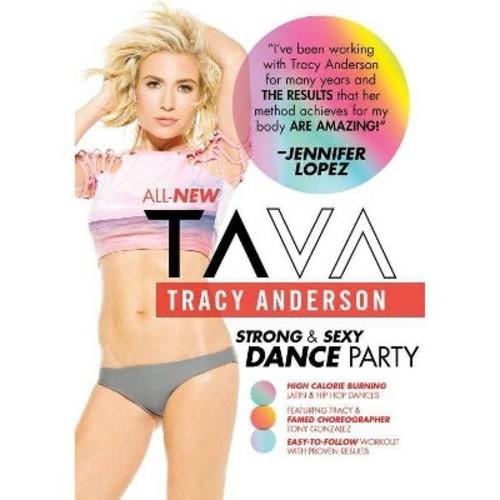 Tracy anderson:Ta va (DVD)