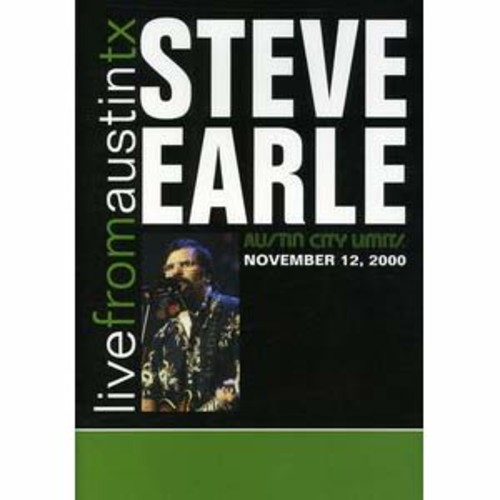 Live From Austin, TX: Steve Earle 2/DTS