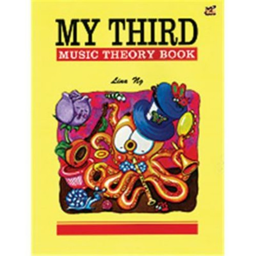 Alfred My Third Music Theory Book (LFR7771)