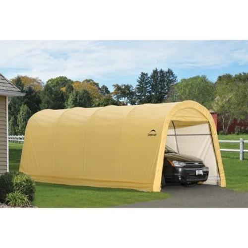ShelterLogic Round Style Auto Shelter [10x20]