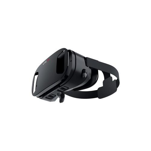 Black EVO Mega Pro VR Smartphone Headset