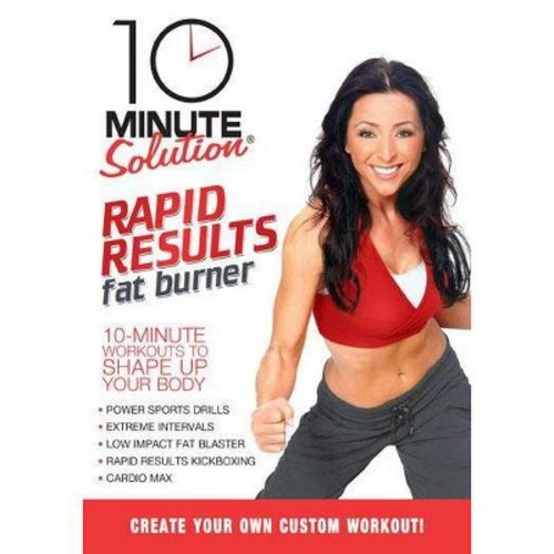 10 minute solution:Rapid results fat (DVD)