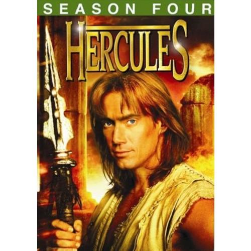 Hercules: The Legendary Journeys - Season Four [5 Discs]