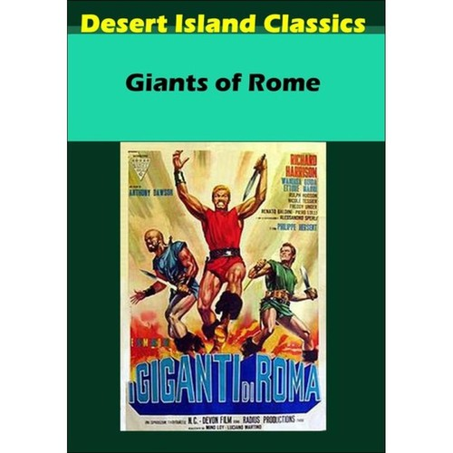 Giants of Rome [DVD] [1964]