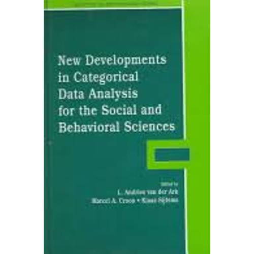 Developments in Categorical Data Analysis for the Social and Behavioral Sciences [Book]