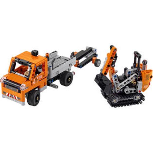 LEGO Technic Roadwork Crew (42060)