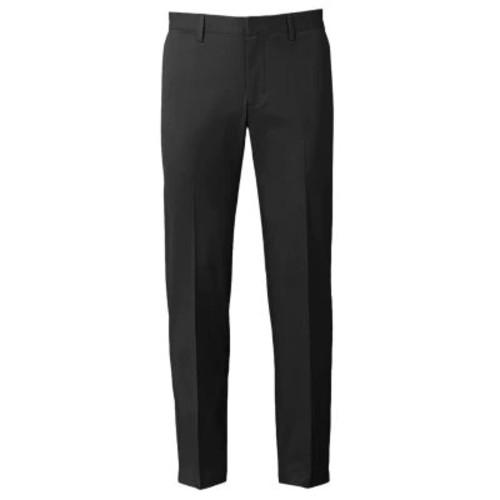 Men's Apt. 9 Slim-Fit Performance Stretch Chino Flat-Front Pants