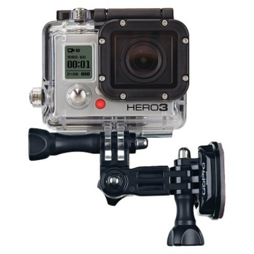 GoPro Side Mount for HERO Cameras - Black (AHEDM-001)