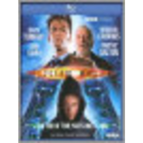 Doctor Who: The End of Time [2 Discs] [Blu-ray]