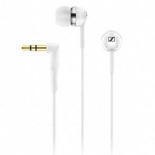 Sennheiser CX1.00 In-Ear Headset, White