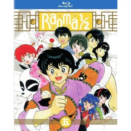 Ranma 1/2: Set 5 [Blu-ray]