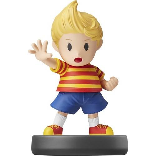 Nintendo - amiibo Figure (Super Smash Bros. Lucas)