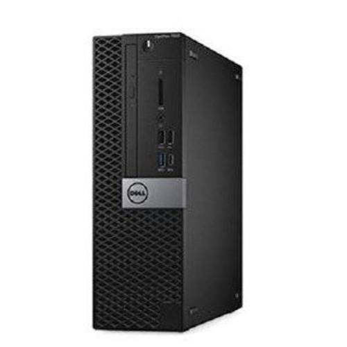 Dell OptiPlex 7050 SFF Intel Core i7-7700 500GB HDD 8GB RAM WIN 10 Pro Desktop PC with AMD Radeon Graphics
