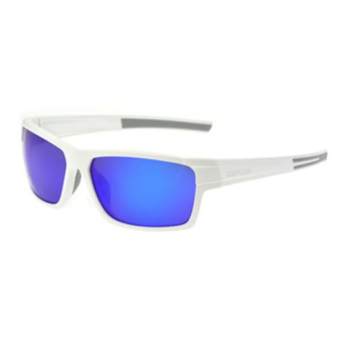 Hot Optix Men's Sport Sunglasses - Medium [option : Black - Black]