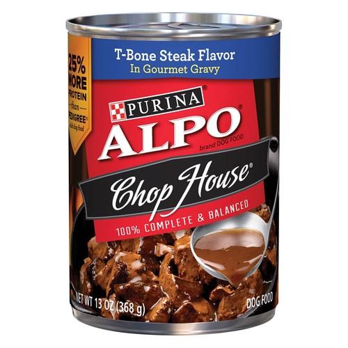 Purina ALPO Chop House Dog Food - T-Bone Steak