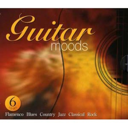 Guitar Moods [Fast Forward] By Various Artists (Audio CD)