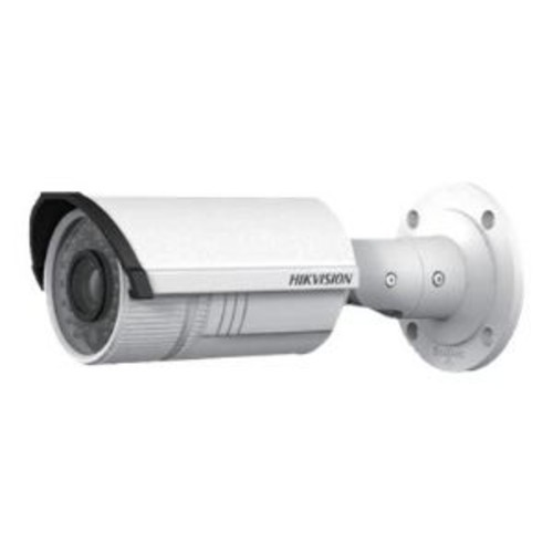 Hikvision Vari-focal Bullet Network Camera DS-2CD2622FWD-IZS - Value Series - network surveillance camera - outdoor - weatherproof - color (Day&Night) - 2 MP - 1920 x 1080 - 1080p - f14 mount - motori