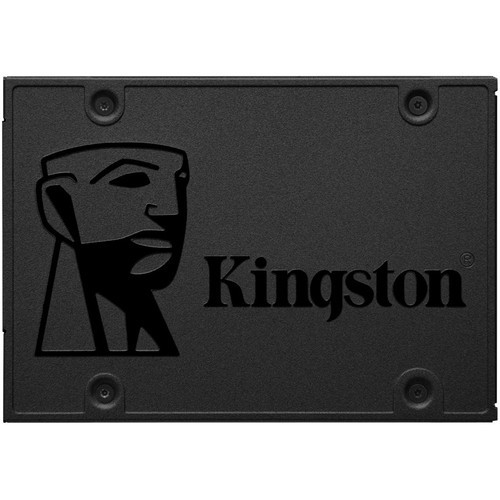 Kingston - A400 480GB Internal SATA Solid State Drive for Laptops and Desktops