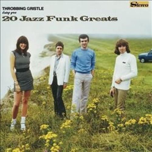 Throbbing Gristle - 20 Jazz Funk Greats (Green) (Vinyl)