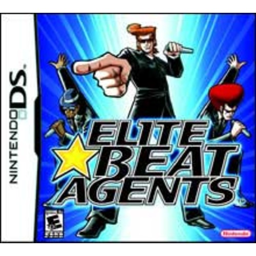 Nintendo of America Elite Beat Agents