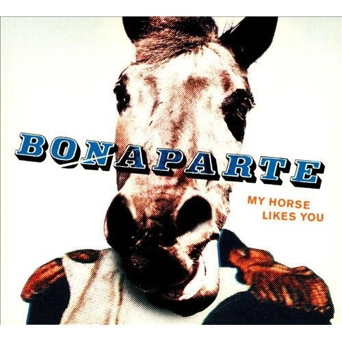 My Horse Likes You [CD]