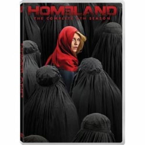 Homeland: The Complete Fourth Season [DVD]