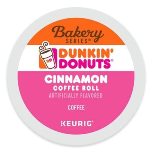 Keurig K-Cup Pack 16-Count Dunkin' Donuts Cinnamon Coffee Roll Coffee