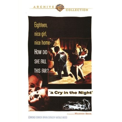 A Cry in the Night [DVD] [English] [1956]
