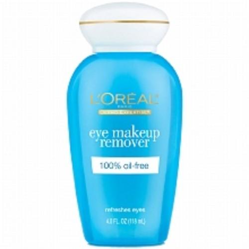 L'Oreal Paris Skin Expertise Eye Makeup Remover, Oil-Free