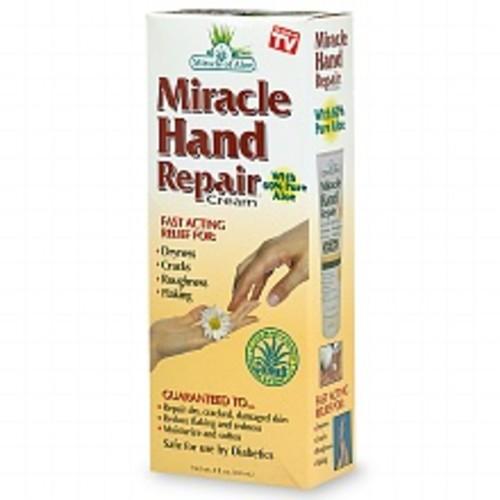 Miracle of Aloe Miracle Hand Repair Cream
