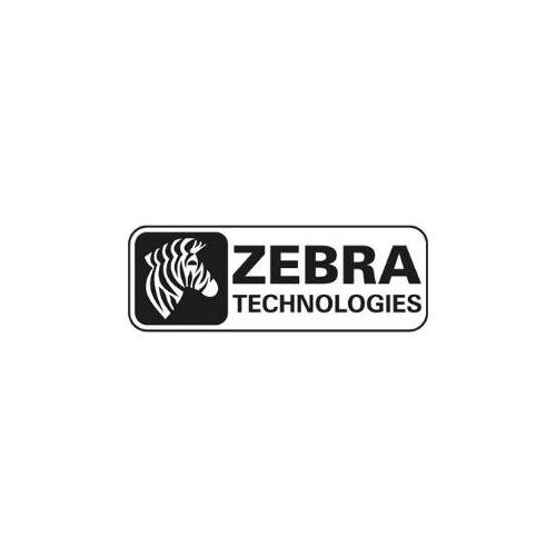 Zebra Z-Select 4000D - Perforated coated all-temp permanent acrylic adhesive paper labels - bright white - 2 in x 1 in 2340 label(s) ( 1 roll(s) x 2340 ) - for Desktop GX420, GX430; G-Series GC420, GK