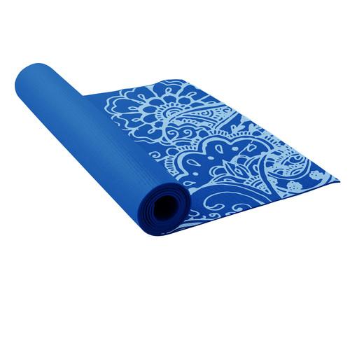 Lotus 3MM Printed Yoga Mat