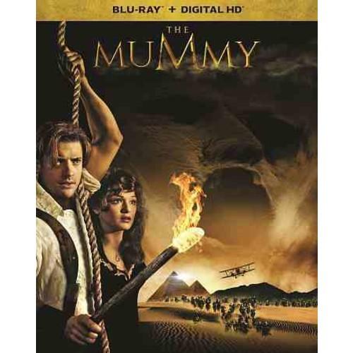 The Mummy (Blu-ray Disc)