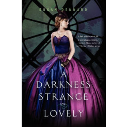 A Darkness Strange and Lovely (Something Strange and Deadly Trilogy Series #2)