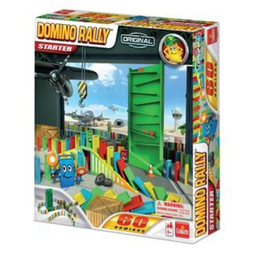 Goliath Games Goliath Domino Rally Starter Game