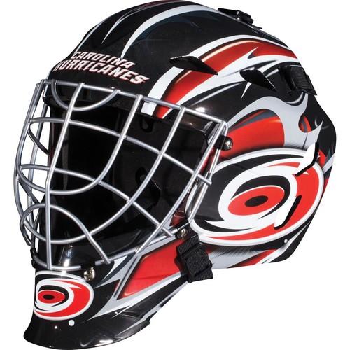 Franklin Sports GFM 1500 NHL Carolina Hurricanes Goalie Face Mask