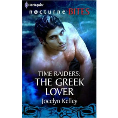 Time Raiders: The Greek Lover
