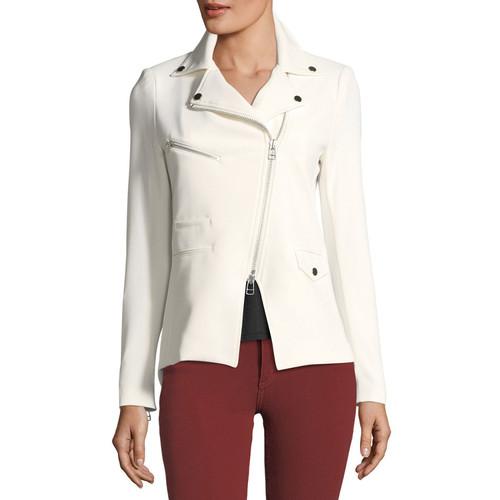 Hadley Zip-Front Scuba Jacket