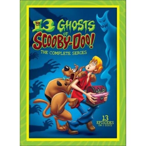 The 13 Ghosts of Scooby-Doo! (2 Discs) (dvd_video)