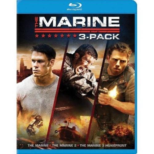Marine collection (Blu-ray)