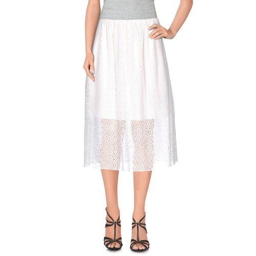 TIBI 3/4 Length Skirt