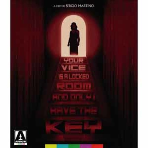 Your Vice Is a Locked Room and Only I Have the Key [Blu-Ray]