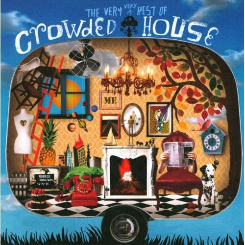 The Very Very Best of Crowded House [CD]