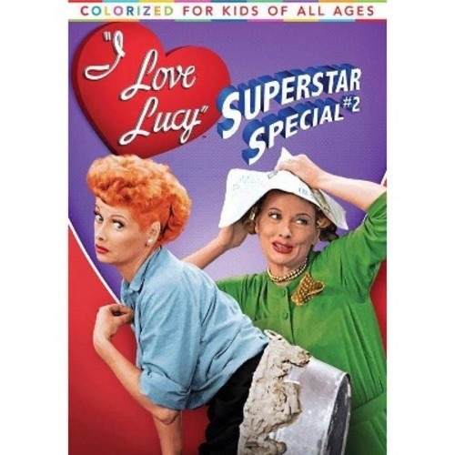 I Love Lucy: Superstar Special #2 (DVD)