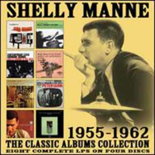 Shelly Manne - Classic Albums Collection:55-62 (CD)