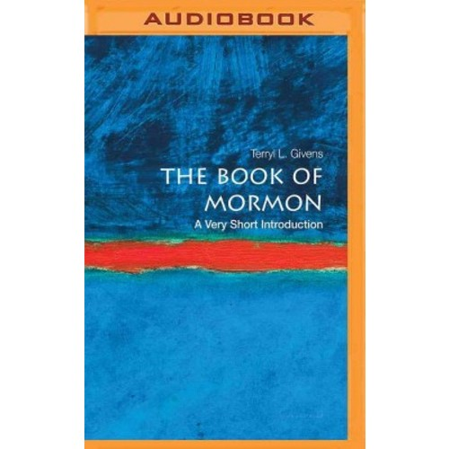 Book of Mormon : A Very Short Introduction (MP3-CD) (Terryl L. Givens)