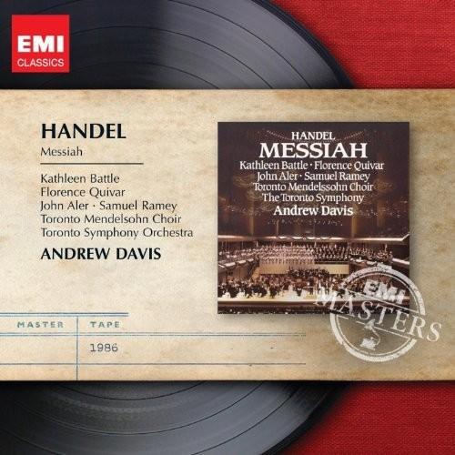 Emi Masters: Handel: Messiah