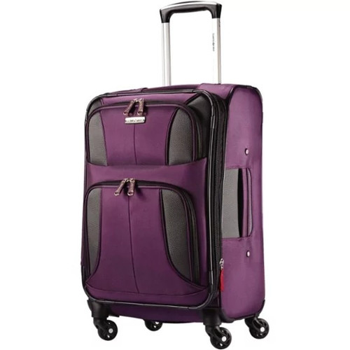 Samsonite Luggage Aspire Xlite Spinner 20, Potent Purple