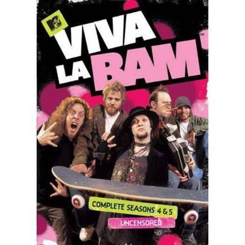 Viva la Bam: Complete Season 4 & 5 - Uncensored [3 Discs] [DVD]