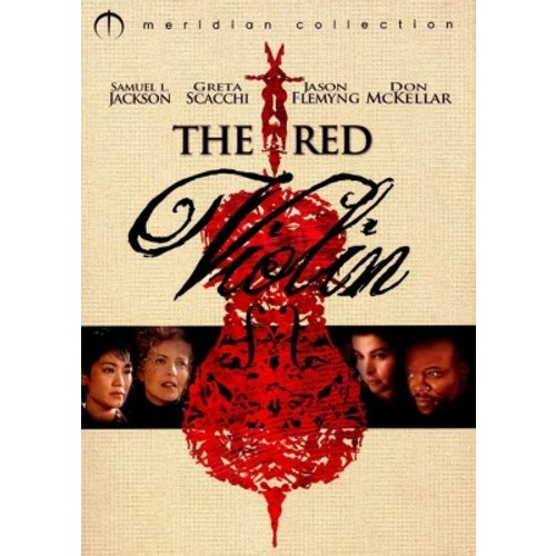 The Red Violin (Meridian Collection) (Meridian Collection) (dvd_video)